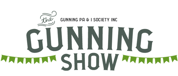 GUNNING SHOW  |  Join us on Sunday 18th February 2018